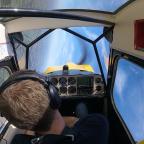 Aerobatics Rating Test