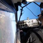 Aerobatics practice…